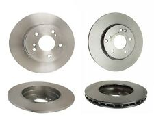 Mercedes W203 C230 99-07 without SP Front & Rear Disc Brake Rotors Brembo NEW