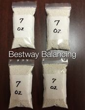 Tire Balancing Beads - 4 bags of 7oz Tire Beads-Small Size- (28 oz total)