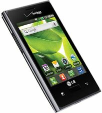 LG Optimus Zone VS410PP Verizon Pre-Paid Touchscreen Cell Phone Android VS410 -B