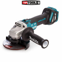 Makita DGA513Z 18V LXT Li-ion Brushless Cordless Angle Grinder 125mm Body Only