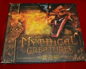 Mythical Creatures by James Harper (2009, Hardcover) Halloween display