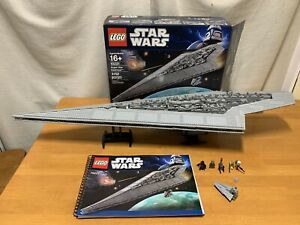 LEGO Star Wars UCS Super Star Destroyer (10221) With Boxes & Instructions