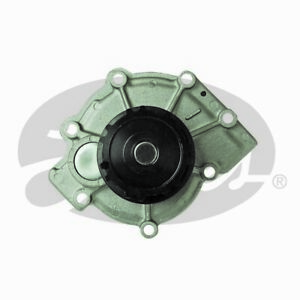Gates Water Pump GWP4674 fits Volvo XC70 Cross Country 2.4 T XC AWD, 2.5 T XC...