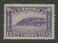 CANADA #201 MINT F/VF