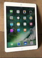 Apple iPad Air 1st Gen. 16GB Wifi & 3G Cellular, Wi-Fi, 9.7in - Silver