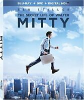 The Secret Life of Walter Mitty [Blu-ray] NEW!