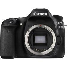 Canon EOS 80D Gehäuse / Body B-Ware vom Fachhändler 80 D