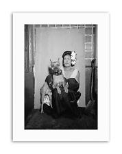 OLD BLUES JAZZ SINGER BILLIE HOLIDAY USA Poster Portrait Canvas art Prints