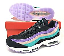 Nike Air Max 95 ND 'Have a Nike Day Mens' Shoes Jade Black Coral Multi BQ8931001