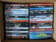 130 Multiple DVDs/Blu-Rays/4k
