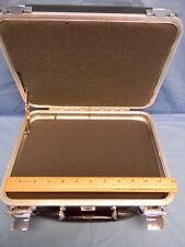 """12""""x9""""x4"""" Medium Duty ABS Plastic & Aluminum Equipment Case Gun Reel Camera"""