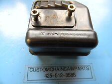 STIHL CHAINSAW 017 018 MS170 MS180 MUFFLER   -----  BOX1867P