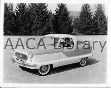 Picture Ref. #57162 Factory Photo 1957 Nash Metropolitan Convertible Coupe