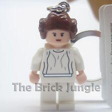 Lego Star Wars Princess Leia minifig keyring / keychain clone