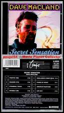 "DAVE MACLAND ""Secret Sensation"" (CD) 1990 NEUF"
