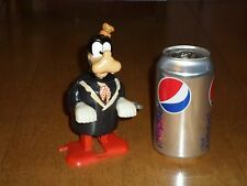 Vintage Walt Disney, GOOFY, Wind-Up Plastic Walking Toy, Made in Japan