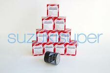 10 Genuine Toyota Oil Filter 90915-YZZD2 Refer RYCO Z418