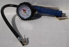 """Tire Inflation Chuck w/ 2.5"""" Dial Gauge 174PSI Air Tool"""