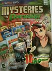 Mysteries In Paradise - 10 Complete  Computer Games!  New!