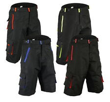 MTB Cycling Shorts  Downhill  Off Road Bicycle With CoolMax Padded Liner Shorts
