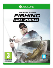 Microsoft Xbox One-fishing SIM World Game