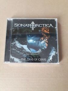 cd -Sonata Arctica – The Days Of Grays