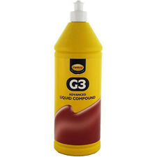 Farecla G3 Advanced Liquid Compound 1lt - UK Stock