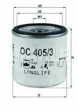 MAHLE / KNECHT Ölfilter ASTRA G (F35 + F48 + F07 + F69 ) CORSA C MERIVA