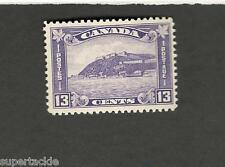 1932 Canada SCOTT #201  MH 13 cent stamp F