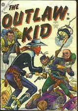 Golden Age Western Comics on DVD-Wyatt Earp, Ringo Kid, Outlaw Kid and more