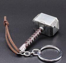 Keychain / Porte-clés - Marvel Avengers Thor - Silver