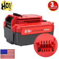 20V Max For PORTER CABLE PCC685L PCC680L Cordless Tool 4.0Ah Lithium Battery New