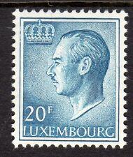 Luxembourg - 1975 Definitive Jean - Mi. 921 yb (fluor fibres, 1988) MNH