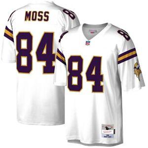 Minnesota Vikings Randy Moss #84 Mitchell & Ness 1998 NFL Retired Legacy Jersey