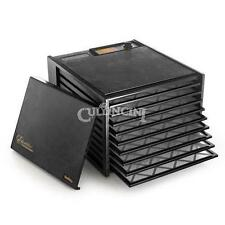 BRAND NEW EXCALIBUR 9 TRAY FOOD DEHYDRATOR DELUXE BLACK MODEL 3900B