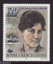 Bosnia-Hercegovina**EUROPA CEPT 1996-FAMOUS WOMAN-ART-MNH