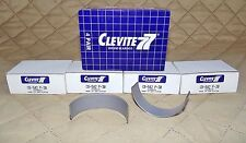 "FOUR CLEVITE CB542P30 .030"" Rod Bearings for 59-76 OLDSMOBILE V8, 68-84 CADILLAC"