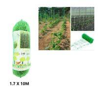 Rete Di Sostegno Per Ortaggi Rampicanti Piante Frutta Orto 1.7x10mt hmj