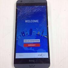 HTC Desire 530 -16GB - White (T-mobile) CRACKED -  GOOGLE LOCKED 🔒