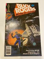 BUCK ROGERS IN THE 25th CENTURY #4 WHITMAN 1979 FN MOVIE ADAPTATION ISSUE Beauty