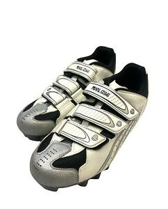 PEARL IZUMI Interface Competitive Cycling Shoes Womens EUR 41 White/Black 9.5