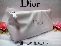 Dior Beauty Cosmetic Makeup Bag ◆Size:18x6x9cm◆*As Photo~Lovely~*☾H / 20% OUT!!☽