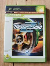 Need For speed Underground 2 Microsoft xbox xbox classic Xbox 360 EA Games