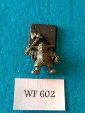 Warhammer Fantasy - Classic Chaos Dwarf Napper Grundrim - Metal WF602