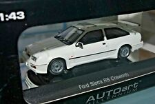 AutoArt 1/43 Ford Sierra RS Cosworth RS500 - White