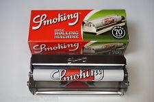 SMOKING 70mm Metall Roller Drehmaschine gerade metal rolling machine Drehhilfe