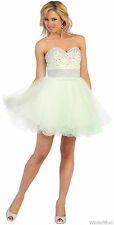 SALE ! NEW SHORT PROM COCKTAIL BIRTHDAY PARTY HOMECOMING GRADUATION CRUISE DRESS