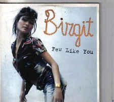 Birgit- Few like You cd single