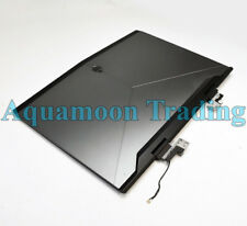 PDJM2 Genuine Dell Alienware 17 Gaming Laptop Top Cover Module + Hinges (No LCD)