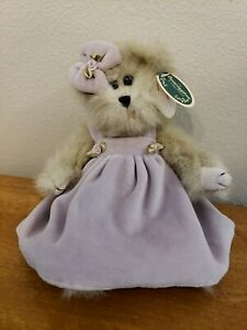 "The Bearington Bear Collection Collectible Bear ""Alyssa"" Style 1317"
